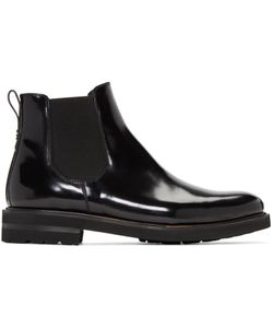 Want Les Essentiels | Black Marshall Chelsea Boots