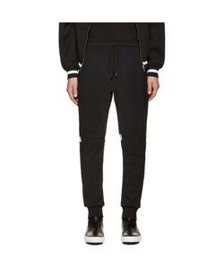 Calvin Klein Collection | Black Knit Major Lounge Pants