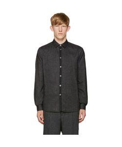 Stephan Schneider | Black Flannel Shirt