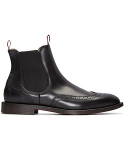 H By Hudson | Black Breslin Boots