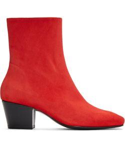 DORATEYMUR | Droop Nose Boots