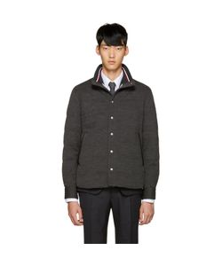 Moncler Gamme Bleu | Grey Down Jacket