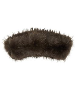 Yves Salomon | Brown Fur Collar