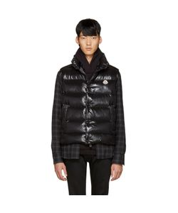 Moncler | Black Down Tib Vest