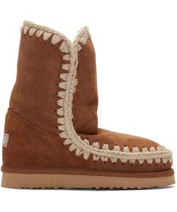 Mou | Brown Eskimo 24 Boots