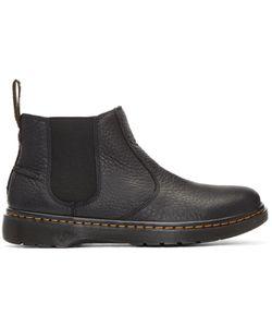 Dr. Martens | Black Lyme Boots
