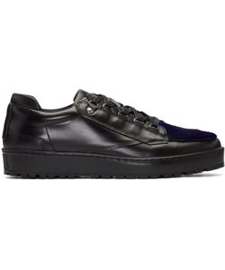 Want Les Essentiels | Black Hopkins Lugged Sneakers