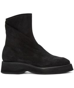 JULIUS | Twisted Zip-Up Boots