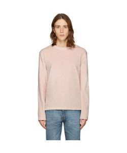 Fanmail | Pink Velour Pullover