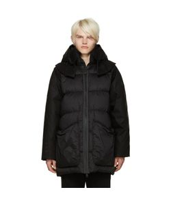 Moncler O   Black Grainville Jacket