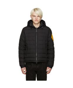 Moncler O   Black Dinard Jacket