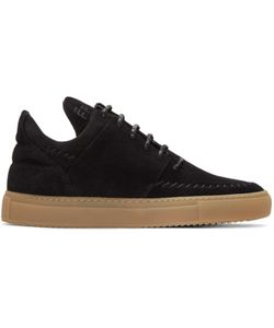 Filling Pieces | Suede Apache Sneakers
