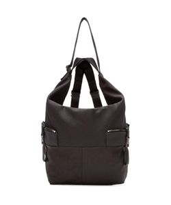 C te and Ciel | Côte And Ciel Black Medium Ganges Alias Backpack