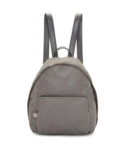 Stella Mccartney | Grey Small Falabella Shaggy Deer Backpack