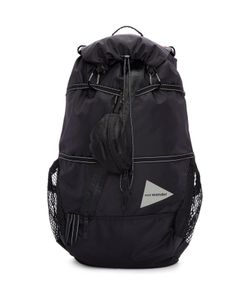 AND WANDER | Nylon 40l Backpack