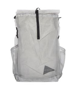 AND WANDER | Clear Cuben Fiber Backpack