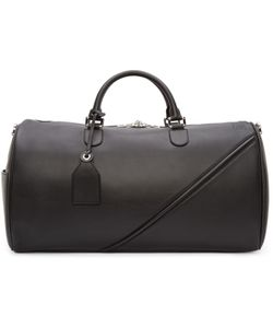 Loewe | Black Leather Duffle 51 Bag