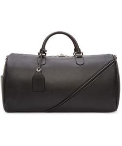 Loewe | Black Leather Duffle 51 Bag