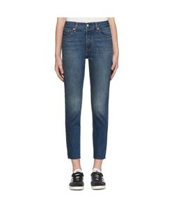 Levi's® | Levis Blue Wedgie Fit Jeans