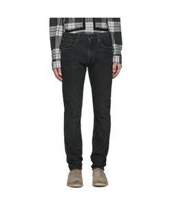 Levi's® | Levis Black Slim Straight 505c Jeans