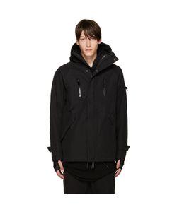 11 BY BORIS BIDJAN SABERI | Hooded Zip-Up Jacket