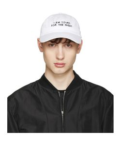 Nasaseaons | Ssense Exclusive I Am Yours Cap