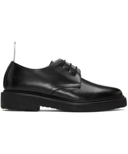 Woman By Common Projects | Black Cadet Derbys