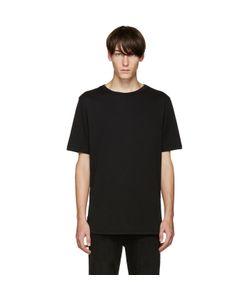 Helmut Lang | Black Jersey T-Shirt