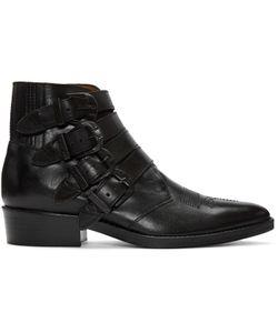 TOGA VIRILIS   Western Buckle Boots