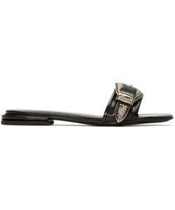 Toga Pulla | Buckle Slide Sandals