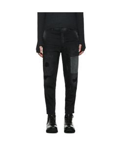 Diesel | Patchwork Carrot-Chino Jeans
