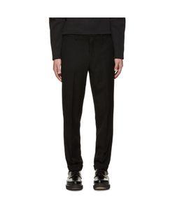 COMME DES GARCONS HOMME PLUS | Comme Des Garçons Homme Plus Wool Cuffed Trousers