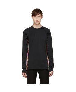 COMME DES GARCONS HOMME PLUS | Comme Des Garçons Homme Plus Floral Mesh T-Shirt