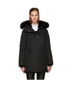 Mackage   Exclusive Black Down Maria Coat