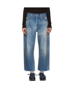 CHIMALA | Distressed Selvedge Jeans