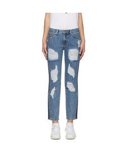 SJYP | Destroyed Jeans