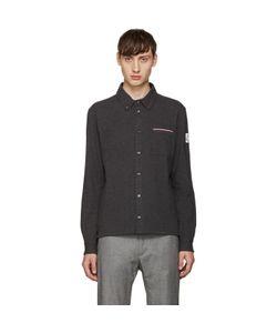 Moncler Gamme Bleu | Knit Pocket Shirt