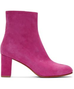Maryam Nassir Zadeh | Suede Agnes Boots
