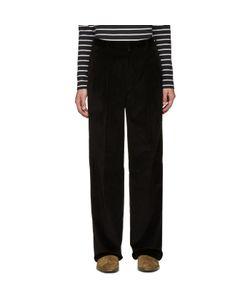 Johnlawrencesullivan | Corduroy Wide-Leg Trousers