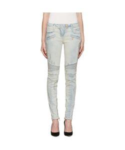 Balmain | Biker Jeans