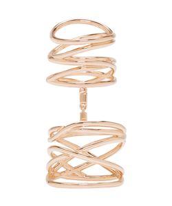 REPOSSI | Gold Twin Ring