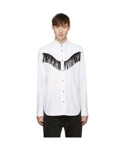 Johnlawrencesullivan | Fringed Shirt