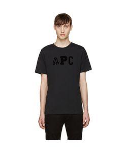 A.P.C. | College Logo T-Shirt
