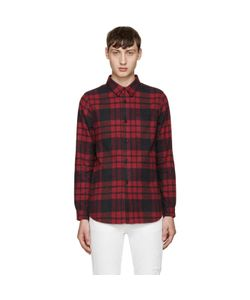 John Elliott | Plaid Shirt