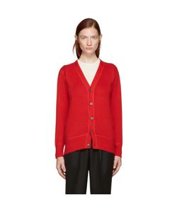 Hyke   Cotton And Cashmere Cardigan