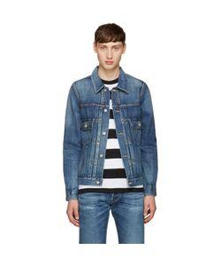 Visvim | Denim Damaged Jacket
