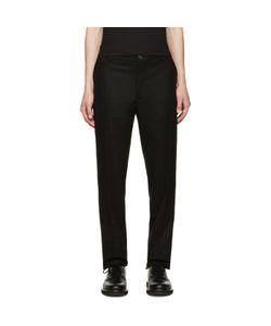 Giuliano Fujiwara | Wool Trousers