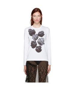 Tricot Comme des Garçons   Flower T-Shirt