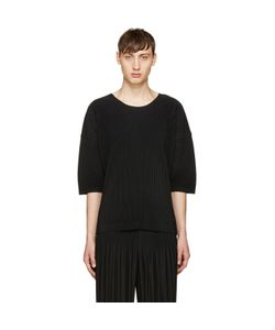 HOMME PLISSE ISSEY MIYAKE | Homme Plissé Issey Miyake Pleated T-Shirt