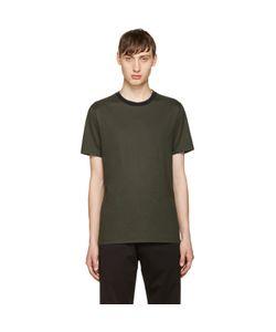 Giuliano Fujiwara | Striped Collar T-Shirt